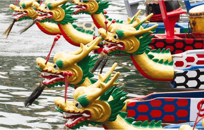 Regata Dragon Boat